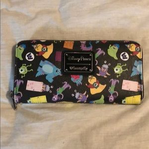 Loungefly Monsters Inc wallet